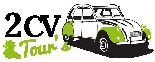 LOISIRS : Location de 2CV à Tours (37) - 2 CV Tour_s